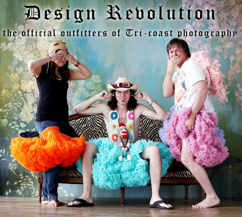 TRICOAST PHOTOGRAPHY LOVES DESIGN REVOLUTION!!!!!