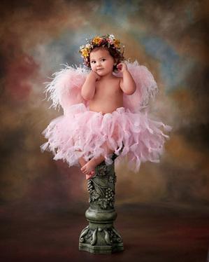 davinci angel sneak peek